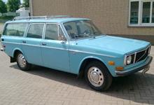 Volvo 140 145 164 onderhoud reparatie