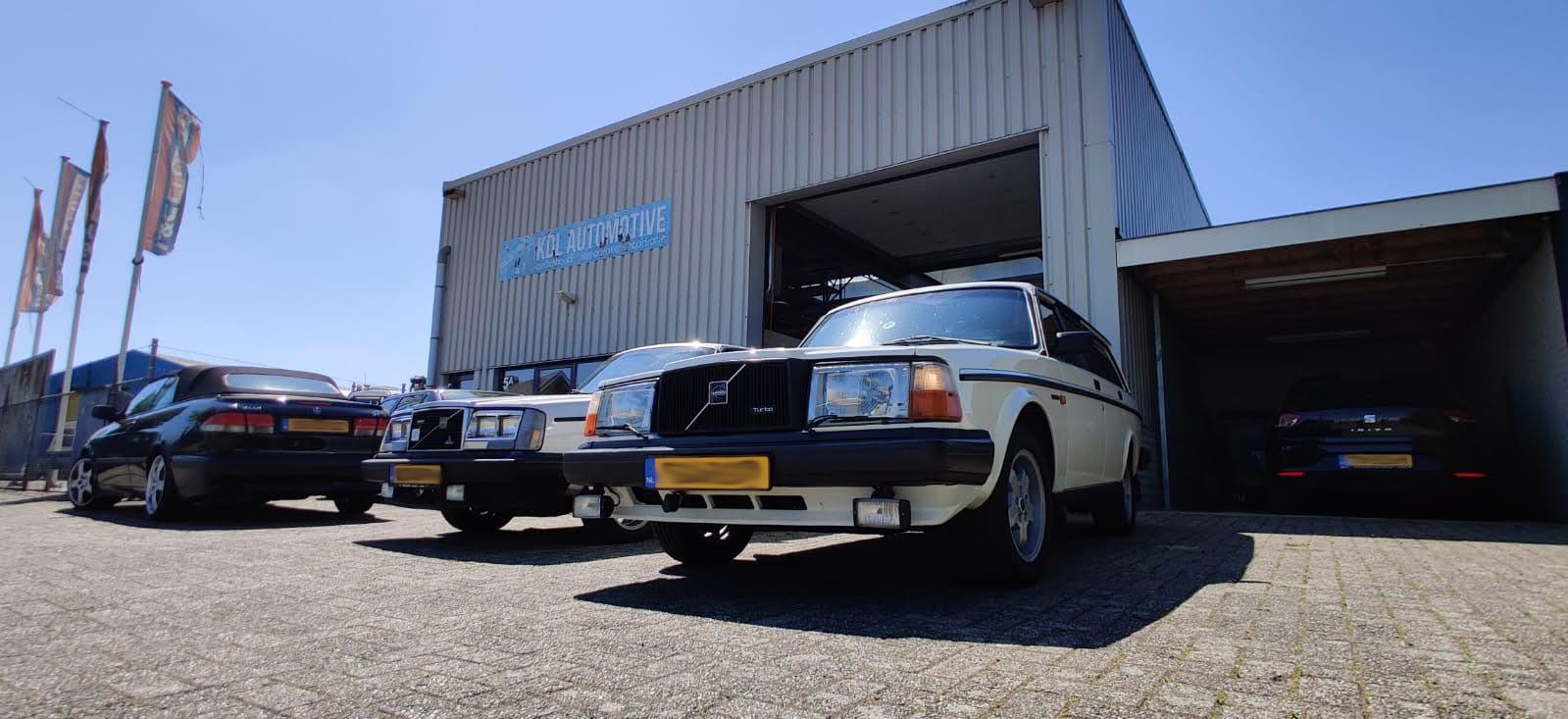 kdl automotive volvo specialist reparatie service banden apk onderhoud restauratie brabant oirschot middelbeers